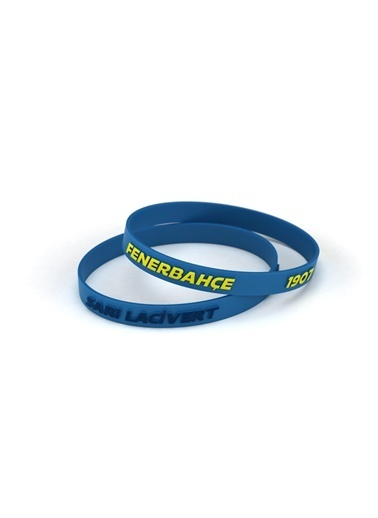 Fenerbahçe Bileklik Mavi
